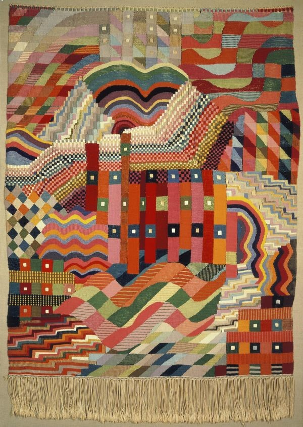 Arte têxtil contemporânea