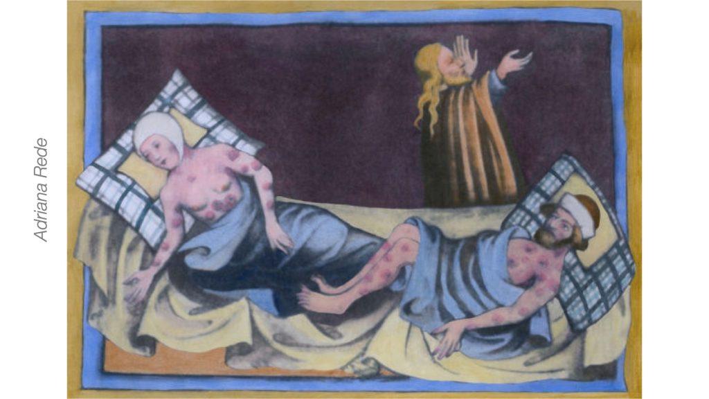 História da Arte e Pandemias