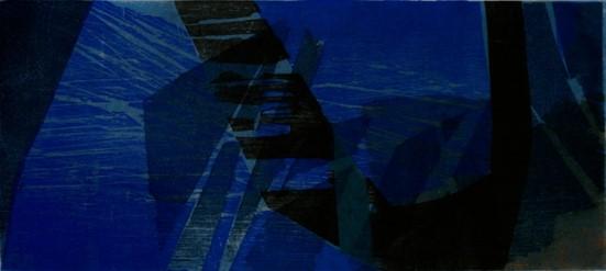 Fayga Ostrower. 6523, 1965. Fundação Fayga Ostrower.