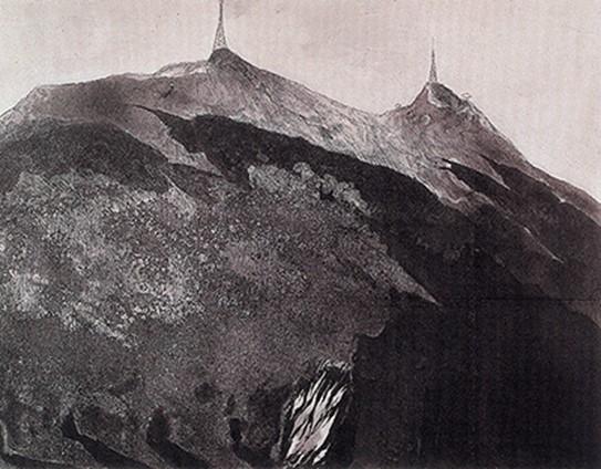 Evandro Carlos Jardim. Jaragua, Sinais, Manchas e Sombras, 1979. Fonte: Itaú Cultural.