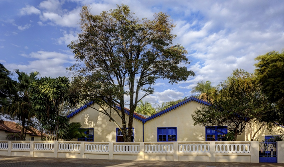 Casas de Artistas - Museu Casa de Portinari – imagem: site oficial da instituição