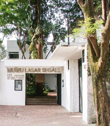 Casas de Artistas: Museu Lasar Segall – imagem: site oficial da instituição